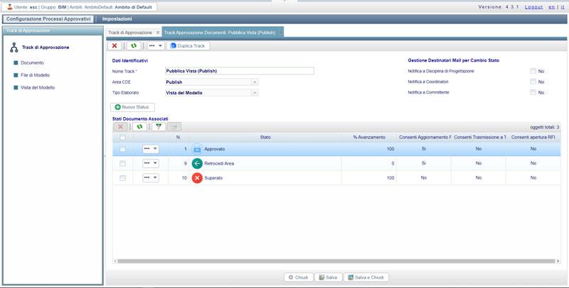 Processi-Configurabili-Common-Data-Environment-Project-Information-Model-Geoweb
