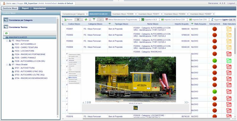 Inventario-Mezzi-Equipment-Management-Geoweb