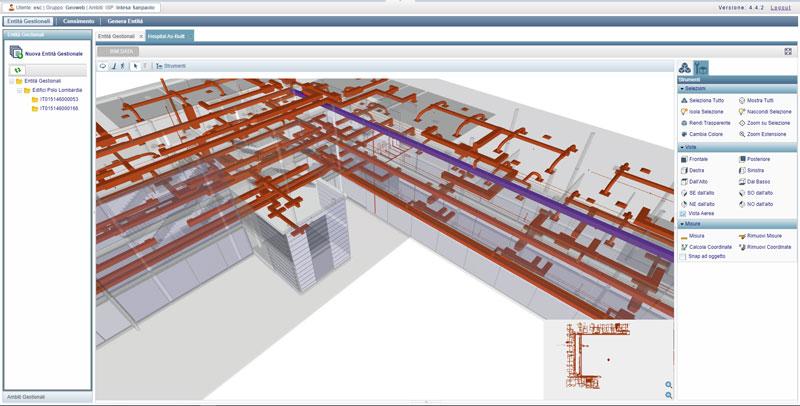 Anagrafica-Tecnica-BIM-Operation-Maintenance-Geoweb