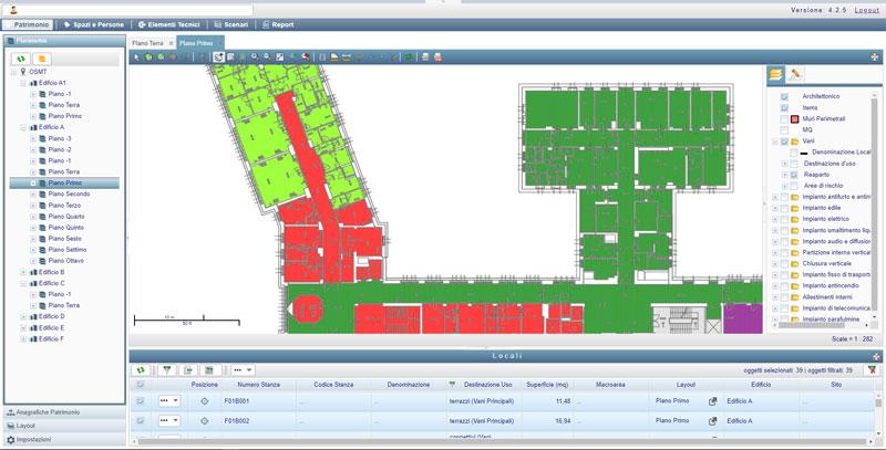 Assegnazione-Spazi-Funzione-Aziendale-Space-Management-Geoweb